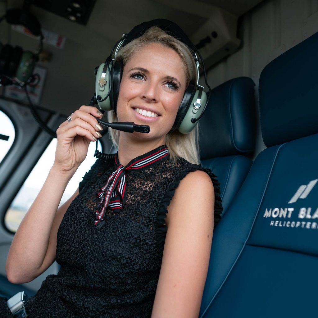 Transfer – Flight Taxi - Public transport - Mont Blanc Hélicoptères Les Arcs