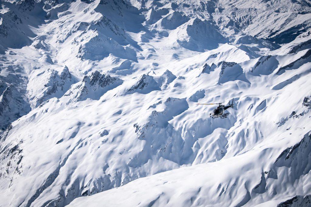 Tourist flights - Mont Blanc & its Glaciers 50min - Mont Blanc Hélicoptères Les Arcs