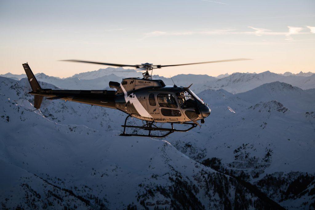 Tourist flights - In the Heart of Mont Blanc 30min - Mont Blanc Hélicoptères Les Arcs