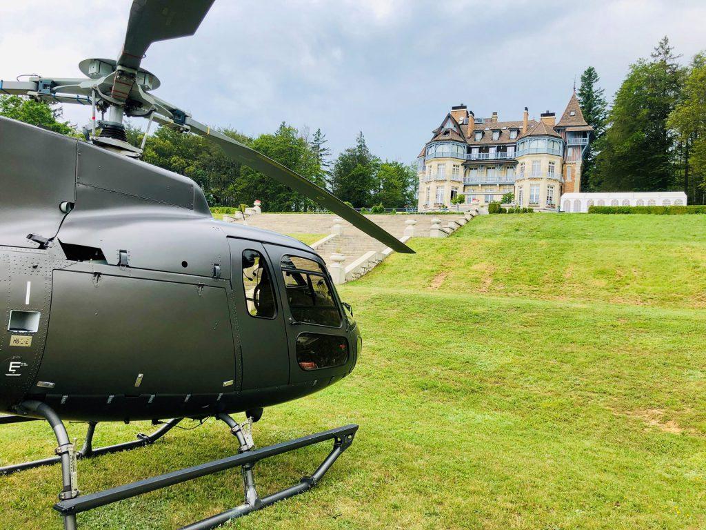 Flights Experiences - Gourmet flights - Mont Blanc Hélicoptères Les Arcs